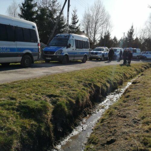 Piotrkowscy policjanci zapobiegli tragedii