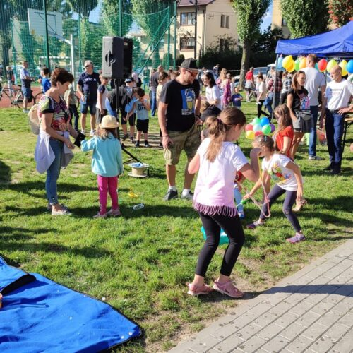 Tłumy na festynie przy Rzecznej